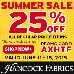 250x250 Stars & Stripes Sale Plus Coupon - Ends July 1st