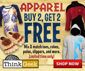 Buy 2, Get 2 Free Apparel
