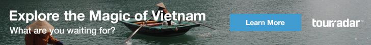 Tourradar - Explore the Magic of Vietnam