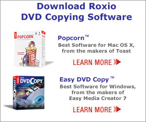 Download Easy DVD Copy from Roxio.com