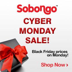 Sobongo Cyber Monday Sale