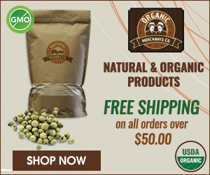 Organic Merchants - Shop Now