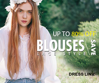 Get up to 80% off Blouses.