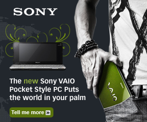 Sony VAIO Pocket PC