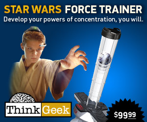 Develop your powers of concentration, you will.