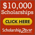 $10k Scholarship Application for Adults