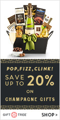 Save Up to 20% on Champagne Gifts