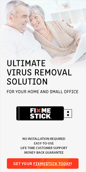 FixMeStick® Ultimate Virus Removal Solution