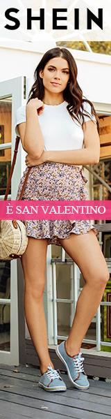 160x600 Il suo San Valentino! Trova oltre 2000+ articoli per categoria su SheIn.com