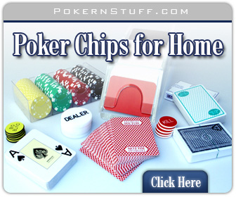 Poker Chips & Poker Tables