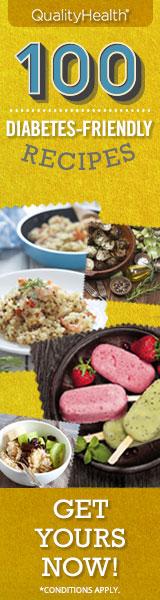 FREE Healthy Diabetes Friendly Recipes & More!