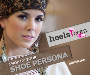 Heels.com - Shop by Persona Bohemian