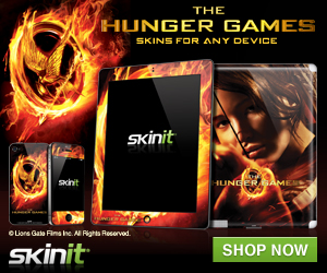 Hunger Games Skins & Covers