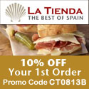 10% off Your First Order at Tienda.com