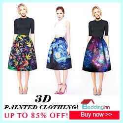 Amazing Women's 3D Clothing at Beddinginn.com!