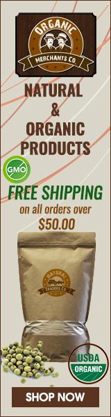 Organic Merchants Shop Now + Free Shipping