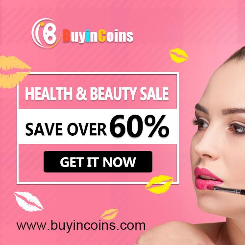 Save Over 60% - Health & Beauty Sale!