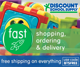Image for FAST SHOPPING, ORDER & DELIVERY - ALL WITH FREE SHIPPING For Back To School At Discount School Supply! Use Code: BTSFREE At Checkout!