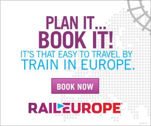 Rail Europe Deals