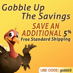 Save 10% on Orders Over $80 Plus Free Shipping!