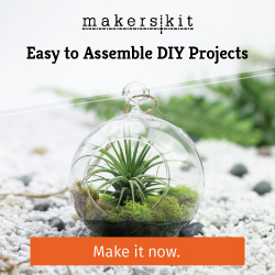Easy to Assemble DIY Projects. Make it Now.