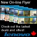Last chance deals at Lenovo Clearance Corner
