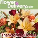 Thanksgiving Flowers Online