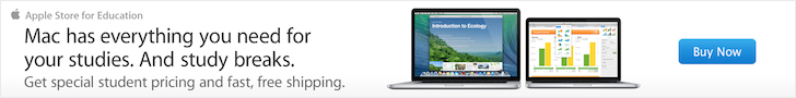 MacBook Pro - get Apple education pricing