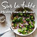 Sur La Table Healthy Eating_125x125