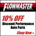 Flowmaster Performance Mufflers and Exhaust Systems - Discount Performance Auto Parts