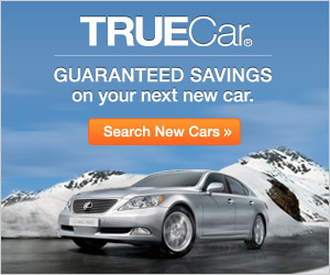 TrueCar - Guaranteed Savings  300x250