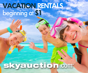 Vacation Rental Auctions