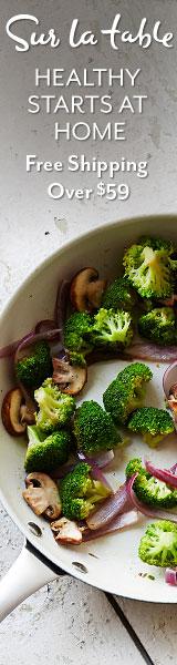Sur La Table Healthy Eating_160x600