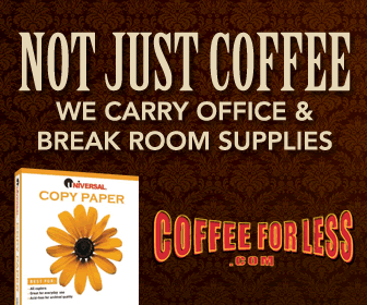 Get Office Supplies at CoffeeForLess.com