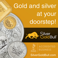 Silver Gold Bull Profit Trove @ Prepare4Tomorrow - Buy gold & silver bullion coins, rounds, wafers & bars