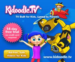 FREE Trial of Kidoodle TV