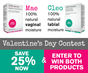 Save 25% and enter to win Mae and Cleo