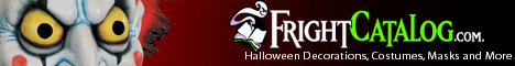 Get your scary laughs at FrightCatalog.com