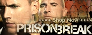 Prison Break on FOXshop.com - Shop now!