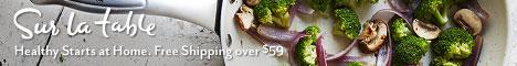 Sur La Table Healthy Eating_468x60
