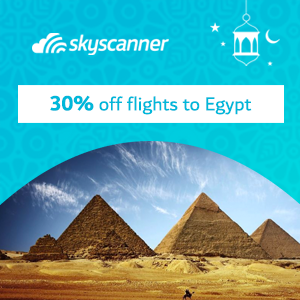 Search & compare Egypt flights at Skyscanner
