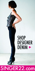 Shop Designer Denim at Singer22.com