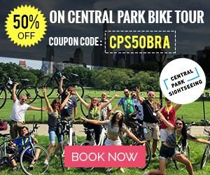 50% OFF on Bike Tour