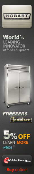 Commercial Refrigerators & Rreezers