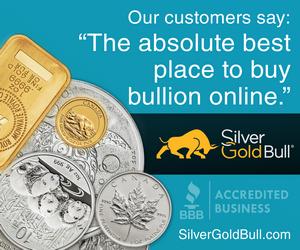 Buy Gold & Silver from SilverGoldBull