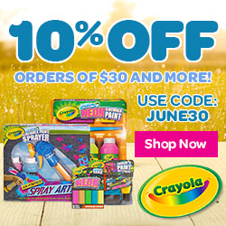 10% off $30 with JUNE30