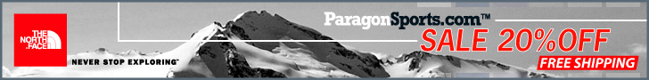 The North Face Sale At Paragon Sports