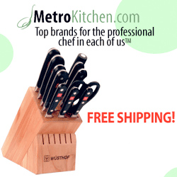 Shop at MetroKitchen.com Now