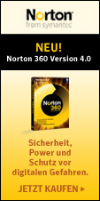 Norton 360 version 4.0 113x226 - 1 user / 1 PC