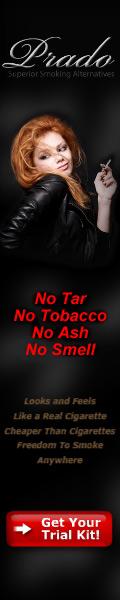 E-cigs look&taste like real cigarettes